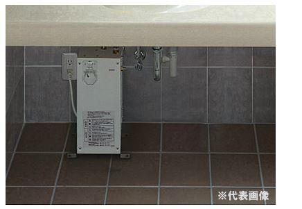 TOTO 湯ぽっと セット品番 【REW06A1E1SSCK】AC100V 約6L据え置きタイプ (開放式排水ホッパーのセット)