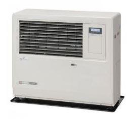 ###サンポットFF式石油暖房機【FF-15GBF2P】高地使用可能FF式温風大型タイプ