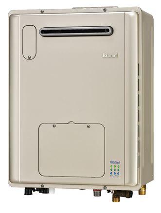 リンナイ ガス給湯暖房用熱源機【RVD-E2405AW2-1(A)】屋外壁掛型 フルオート エコジョーズ 2-1床暖房4系統熱動弁外付 24号