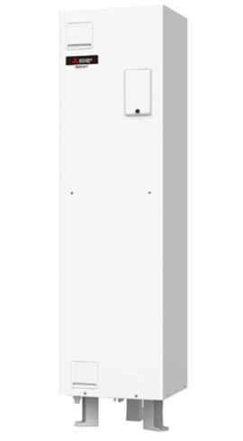 ###三菱 電気温水器【SRG-151E-R】給湯専用 角形 ワンルームマンション向け(屋内専用型) 標準圧力型 逆脚タイプ マイコン 150L