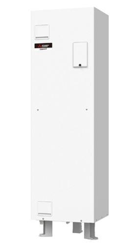 ###三菱 電気温水器【SRG-201E-R】給湯専用 角形 ワンルームマンション向け(屋内専用型) 標準圧力型 逆脚タイプ マイコン 200L