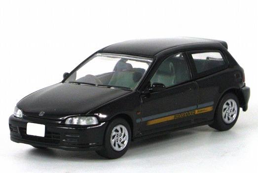 トミカリミテッドヴィンテージ 百貨店 NEO LV-N48g ホンダ 黒 20周年記念車 激安超特価 シビックSi