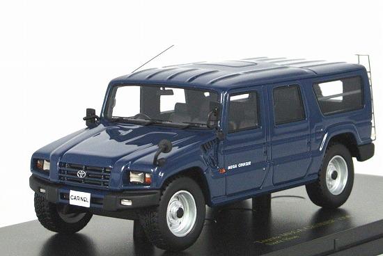 CAR 安心の実績 高価 買取 強化中 NEL カーネル 1 ファッション通販 43 トヨタ ダークブルー 1996 メガクルーザー CN439603