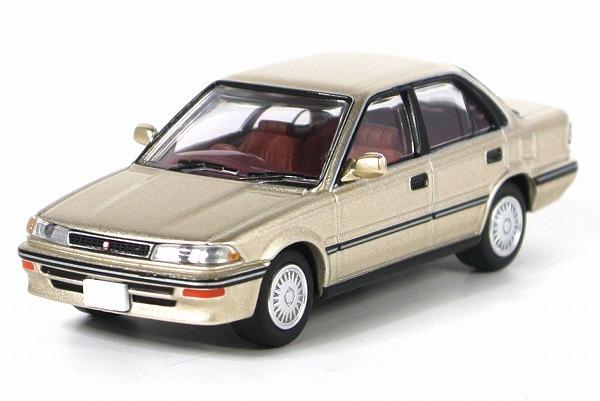 トミカリミテッドヴィンテージ 上質 NEO LV-N08c 全商品オープニング価格 トヨタ カローラ リミテッド ベージュ 1500SE 89年式