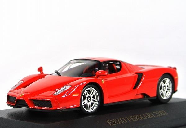 中古:未使用 この商品は中古品となります 当店で検品しておりますがコンディション等につきましては写真にてご確認ください ixo 特価品コーナー☆ イクソ 1 43 2002 舗 フェラーリ Enzo FER001 Red