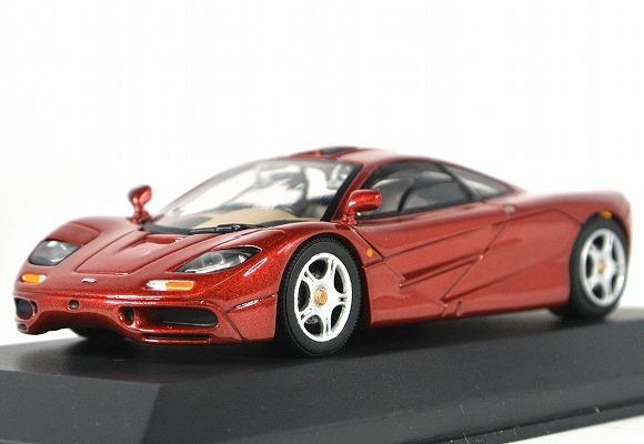 中古:未使用 この商品は中古品となります 当店で検品しておりますがコンディション等につきましては写真にてご確認ください MINICHAMPS ミニチャンプス 1 43 大決算セール 133434 流行のアイテム ロードカー RED Mat F1 マクラーレン 530
