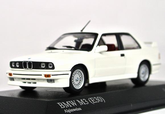 中古:未使用 この商品は中古品となります 当店で検品しておりますがコンディション等につきましては写真にてご確認ください MINICHAMPS ミニチャンプス 1 税込 43 M3 BMW 'Alpinweiss'White 新作通販 E30 430 020304