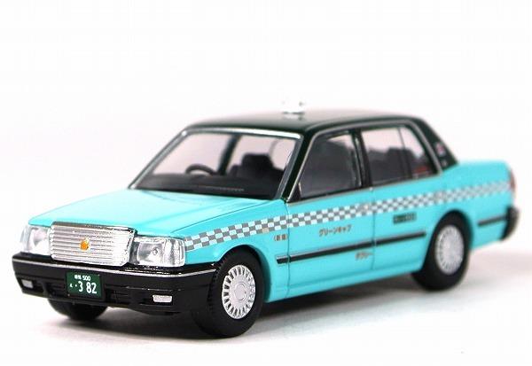 トミカリミテッドヴィンテージ NEO LV-N219c トヨタ クラウンセダン タクシー 税込 オンライン限定商品 グリーンキャブ