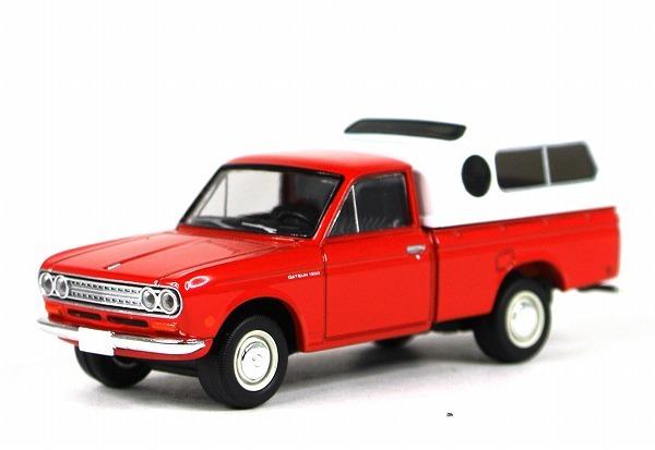 信託 トミカリミテッドヴィンテージ ☆NEW☆ LV-194a ダットサン 買物 北米仕様 赤 トラック