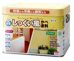 【送料無料】 日本ペイント(ニッペホーム)水性しっくい風かべ塗料 8kg 【smtb-kd】