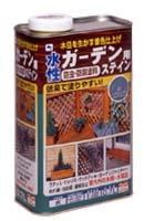 日本ペイント(ニッペホーム)水性ガーデン用ステイン(6色) 3.2L