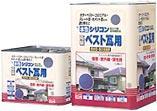 日本ペイント(ニッペホーム) 水性シリコンベスト瓦用 14L