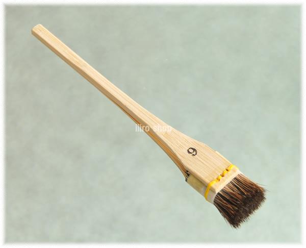 熊野製オリジナル 専門店 刷り込み刷毛4号 新作製品 世界最高品質人気