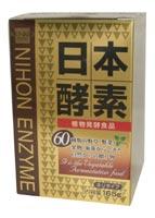 【あす楽対応】 健康フーズ 日本酵素 4個セット 【送料無料】