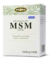 フローラ MSMパウダー 3個セット 【送料無料】