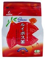 ガスコ Gass オーガニックルイボス茶 6袋セット 【送料無料】