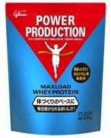 グリコ パワープロダクション MAXLOADホエイプロテイン サワーミルク風味 3.5kg 【送料無料】