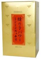 蜂の子パワー ミンミンスッキリ 3個セット 【送料無料】