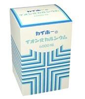カイホー イオン化カルシウム 6000粒 【送料無料】