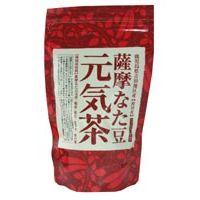 「薩摩なた豆元気茶 30包 5袋セット」鹿児島県吉田地区産のなた豆全草に、鳩麦、黒豆、赤芽柏、桑の葉をバランスよくブレンドしました。薩摩なたまめ元気茶。 【あす楽対応】 薩摩なた豆元気茶 30包 5袋セット 【送料無料】