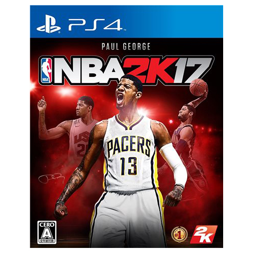 PS4 プレステ4 NBA 2K17 - PS4 ソフト ケースあり PlayStation4 SONY ソニー 中古 4571304474126 送料無料 【中古】