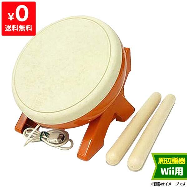 良い 太鼓の達人 Wii/WiiU コントローラー 太鼓とバチ 純正 任天堂 Nintendo 4582224496945【中古】