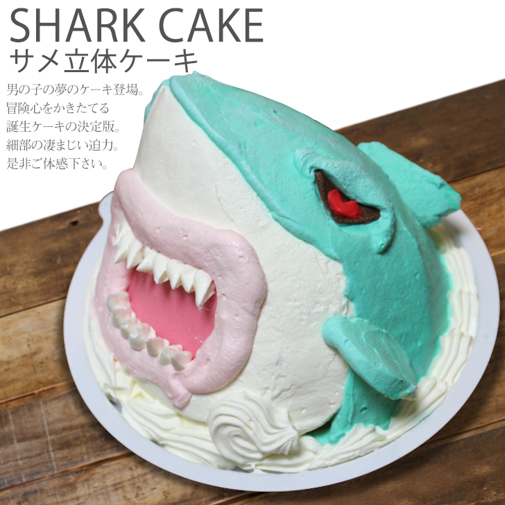 Fantastic Iinastores Shark Cake 5 Birthday Cake Child T Child Boy Man Personalised Birthday Cards Sponlily Jamesorg