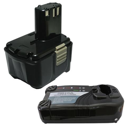 充電器セット 日立工機(Hitachi Koki) BCL1430 互換バッテリー 14.4V (B) 3.0Ah Li-ion + マルチ充電器 【あす楽対応】【送料無料】