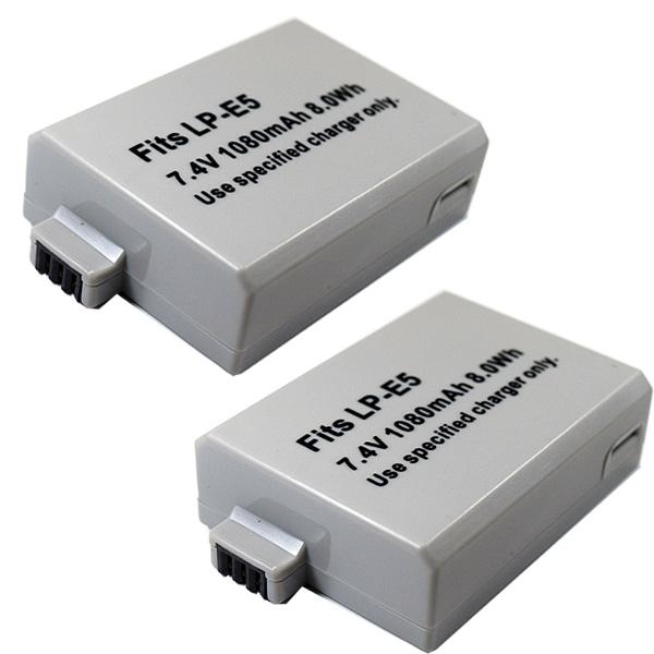 2個セット キャノン Canon 爆売り 互換バッテリー メール便送料無料 低廉 LP-E5