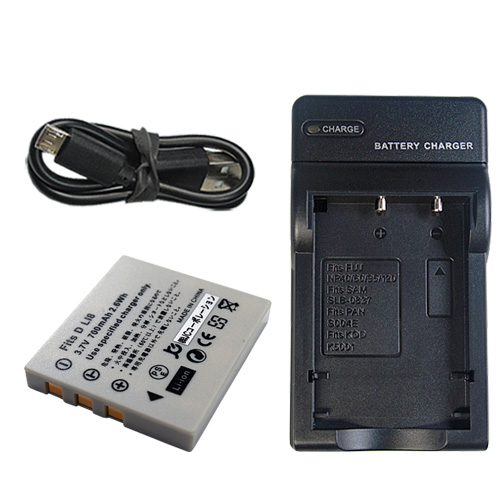 充電器セット 蔵 ペンタックス PENTAX 限定モデル D-Li8 D-Li85 メール便送料無料 USB 充電器 互換バッテリー