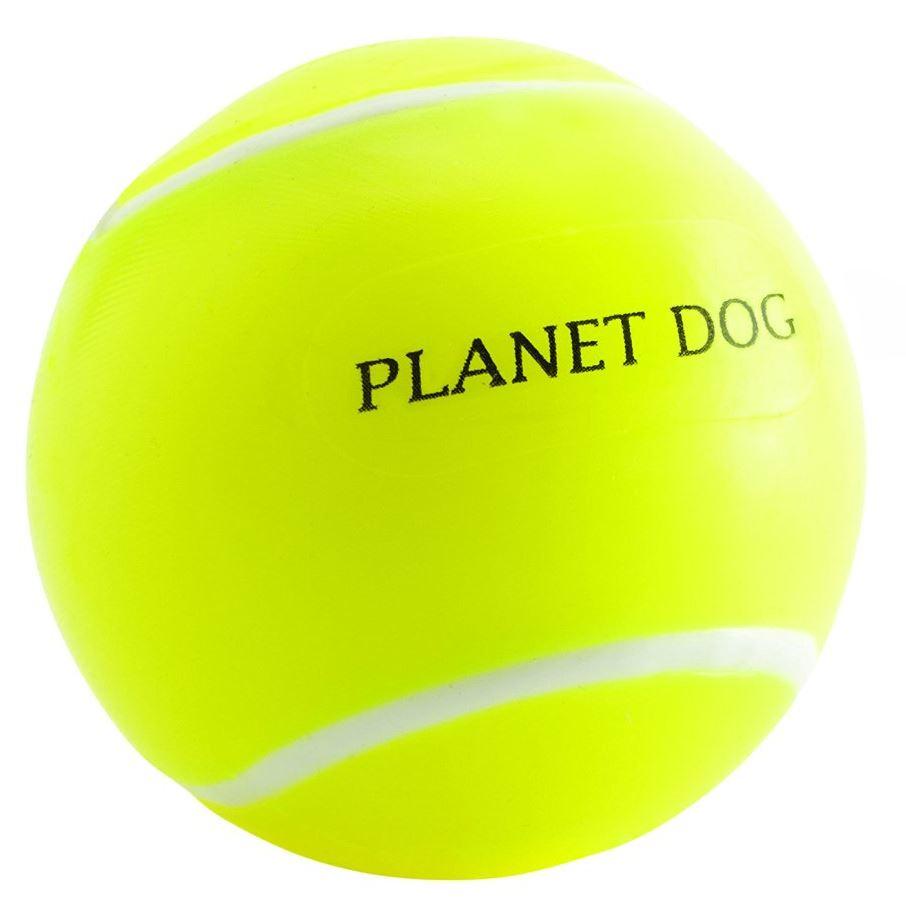 Planet Dog Orbee-Tuff Sports (Tennis Ball) 【 7200円以上購入で送料無料 】(耐久性 投げる おやつ入り 丈夫 おもちゃ 犬のおもちゃ 犬用おもちゃ 玩具 中型犬 小型犬) オービータフ・スポーツ 犬用テニスボール【クリアランスセール】   犬用 ボール