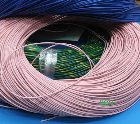 各社 〓 UL電線 1巻610メートル 〓 UL1007 AWG18