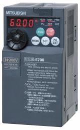 三菱電機 〓 インバータ 3相 200V 0.1KW 〓 FR-E720-0.1K