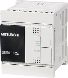 三菱電機 〓 マイクロシーケンサFX3Sシリーズ(基本ユニット) 〓 FX3S-14MR/ES
