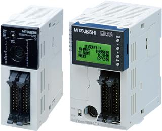 三菱電機 〓 マイクロシーケンサFX3UCシリーズ(基本ユニット) 〓 FX3UC-64MT/D