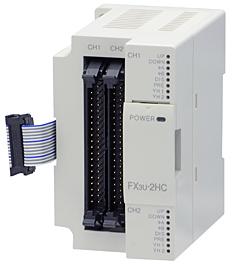 三菱電機 〓 マイクロシーケンサ 高速カウンタブロック 〓 FX3U-2HC