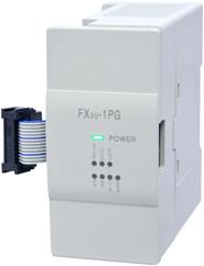 三菱電機 〓 マイクロシーケンサ パルス出力ブロック 〓 FX3U-1PG