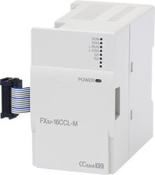 三菱電機 〓 CC-Linkシステムマスタブロック 〓 FX3U-16CCL-M