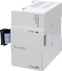 三菱電機 〓 CC-Linkシステムインタフェースブロック 〓 FX3U-64CCL