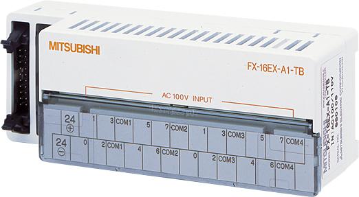 三菱電機 〓 ターミナルブロック 〓 FX-16EX-A1-TB