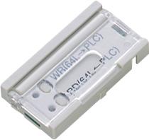 三菱電機 〓 FX3U,FX3UC用ローダ機能付きフラッシュメモリカセット(64000ステップ) 〓 FX3U-FLROM-64L