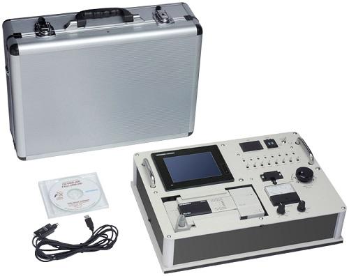 三菱電機 〓 シーケンスの基礎とデータ処理/高速処理/アナログ制御まで学べる学習機材 〓 FX3U-32MT-SIM3H
