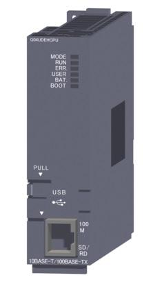 三菱電機 納期未定 非常に納期がかかります。〓 シーケンサCPU ユニバーサルモデル Ethernet内蔵タイプ 〓 Q04UDEHCPU