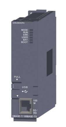 三菱電機 取寄品 非常に納期がかかります。 〓 シーケンサCPU ユニバーサルモデル Ethernet内蔵タイプ 〓 Q26UDEHCPU