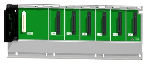三菱電機 〓 マルチCPU間高速基本ベースユニット 〓 Q35DB