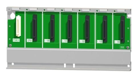 三菱電機 〓 スリムタイプ基本ベースユニット 〓 Q35SB