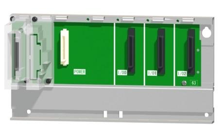 三菱電機 〓 増設ベースユニット(電源ユニット装着タイプ) 〓 Q63B