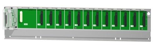 三菱電機 〓 増設ベースユニット(電源ユニット装着タイプ) 〓 Q612B