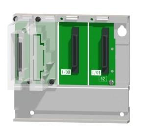 三菱電機 〓 増設ベースユニット(電源ユニット不要タイプ) 〓 Q52B