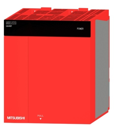 三菱電機 〓 電源二重化システム用電源ユニット 〓 Q63RP